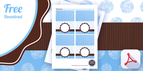 kochen nach optik kostenlose vorlage f r tischkarten zum selber drucken. Black Bedroom Furniture Sets. Home Design Ideas