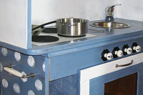 Kochen Nach Optik Kinderküche Selber Bauen Beispiel Mit